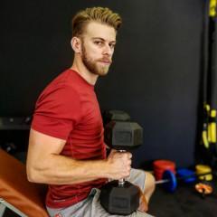 Γιώργος Ιορδάνου - Personal Trainer (ELITE METHODS on muscle ypertrophy)