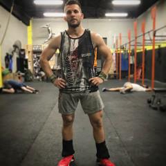 Πετρος Σπερελακης - Crossfit level 1 trainer